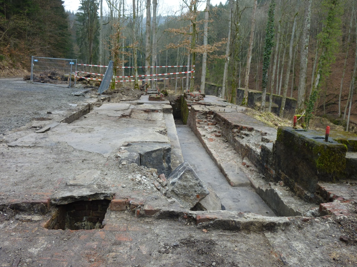 Ruinen 3