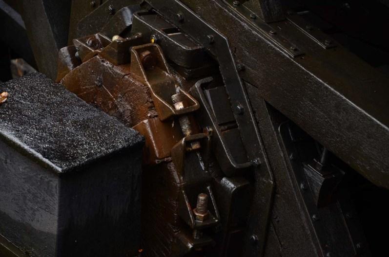 Detail Mühlrad