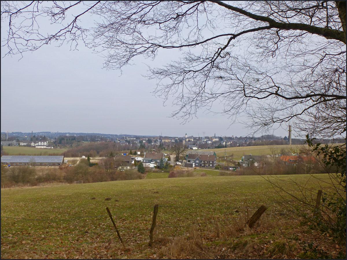Blick auf Lüttringhausen
