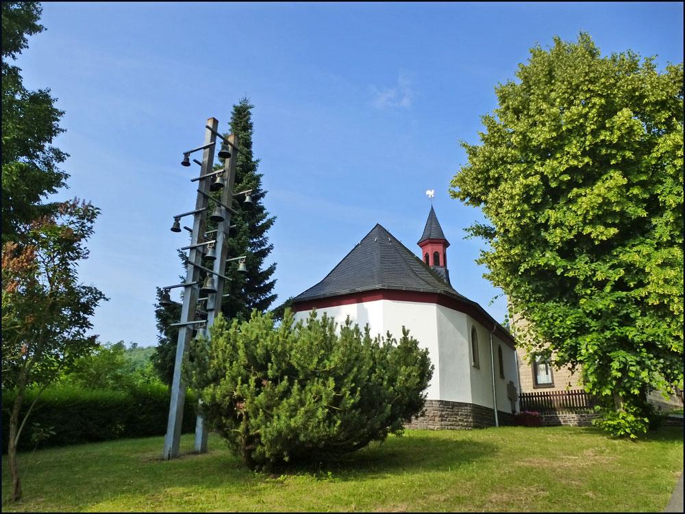 Dorfkirche Engeln/Kempenich