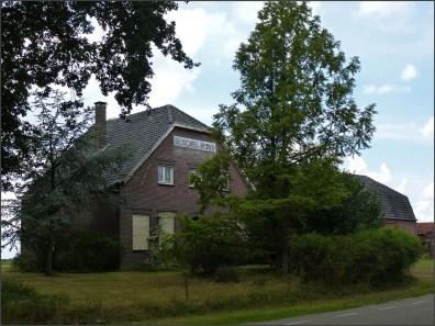 """Ein alter Hof """"St. Jacobs Hoeve"""""""