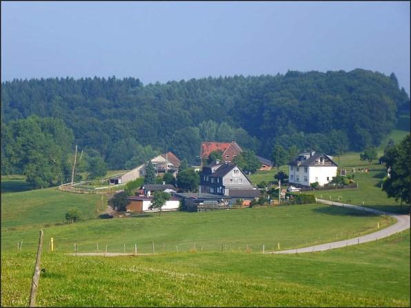 Blick auf Viersbach
