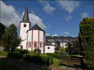 Klosterkirche Üxheim Niederehe (1175)