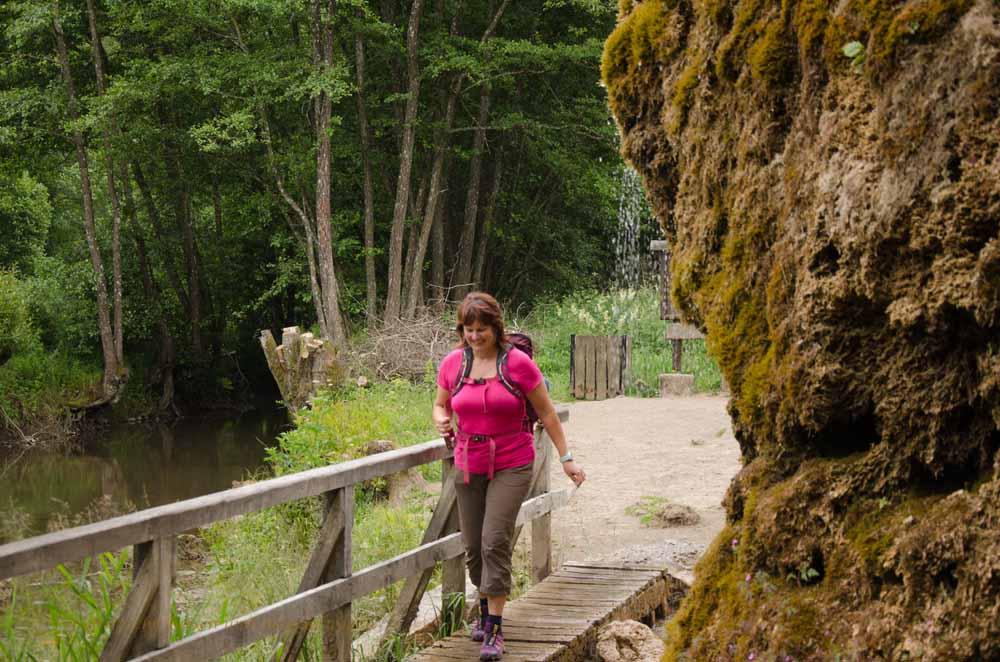 Naturdenkmal Dreimühlenwasserfall