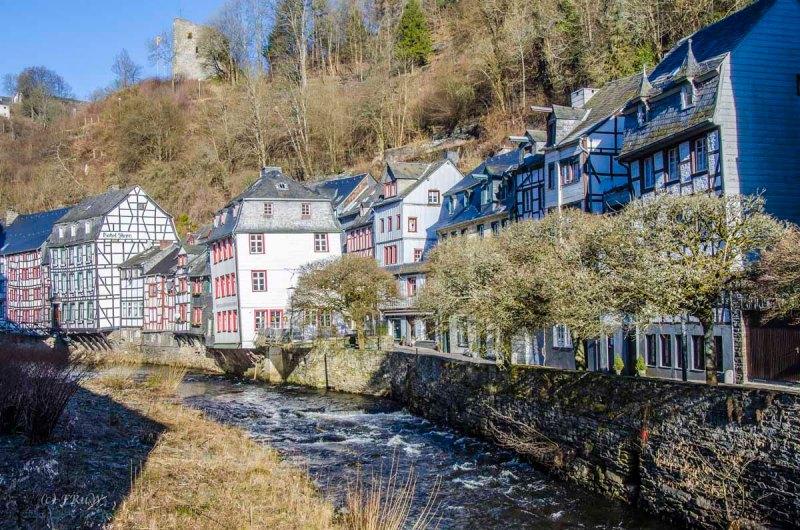 Monschau - Höfen - Rur - Perlenbachtalsperre_0684