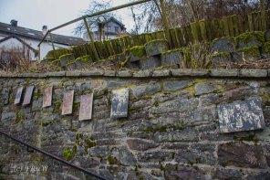 Kronenburger Laiendarstellern führten an der Ruine zwischen 1920 und 1925 die Tellspiele auf