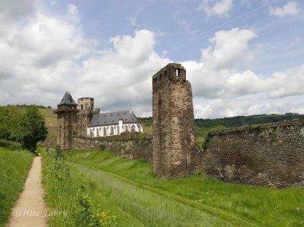Oberwesel und seine super schöne Stadtmauer