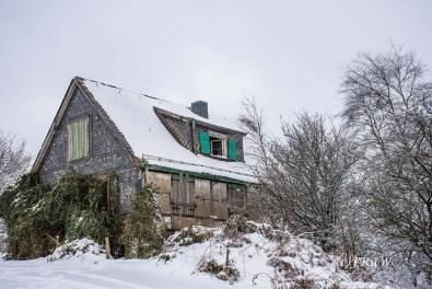 Blick vom Blockhaus