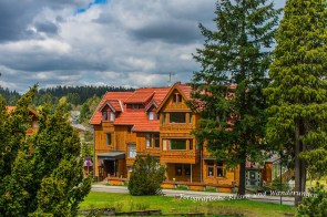 Altes Holzhaus
