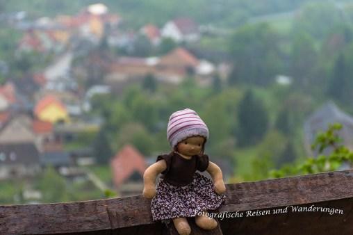 Wanderomi an Ruine Stecklenburg