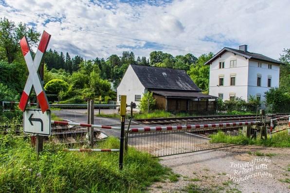 Bahnübergang Villmar