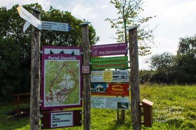 Portal Liesenich - Traumschleife Layensteig Strimmiger Berg