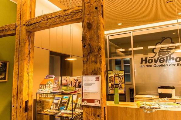Küsterhaus - Jetzt Tourist Information
