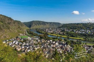 Blick vom Grittebasje Klettersteig