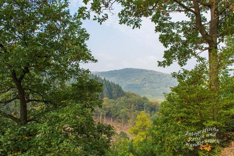 Panoramablick an der Bleiberghütte