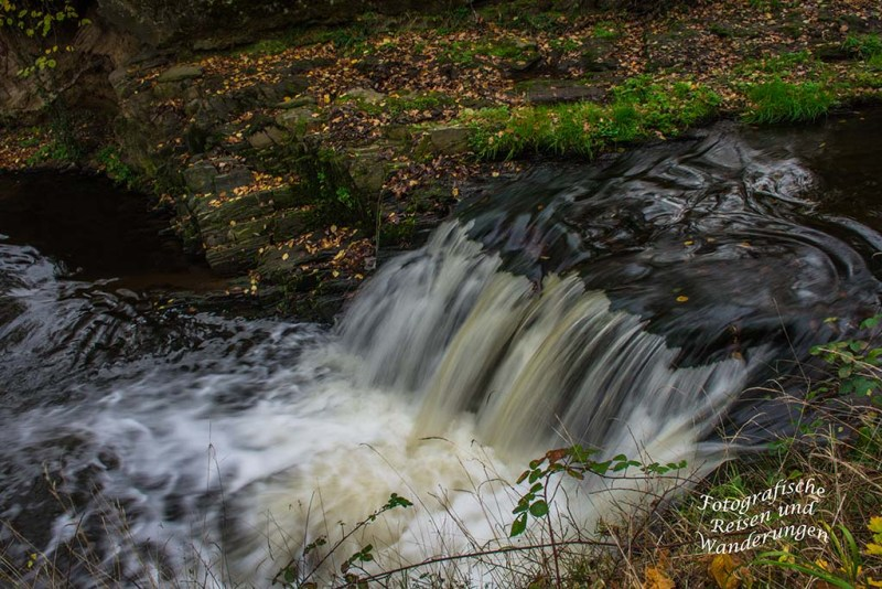 Nette-Wasserfall