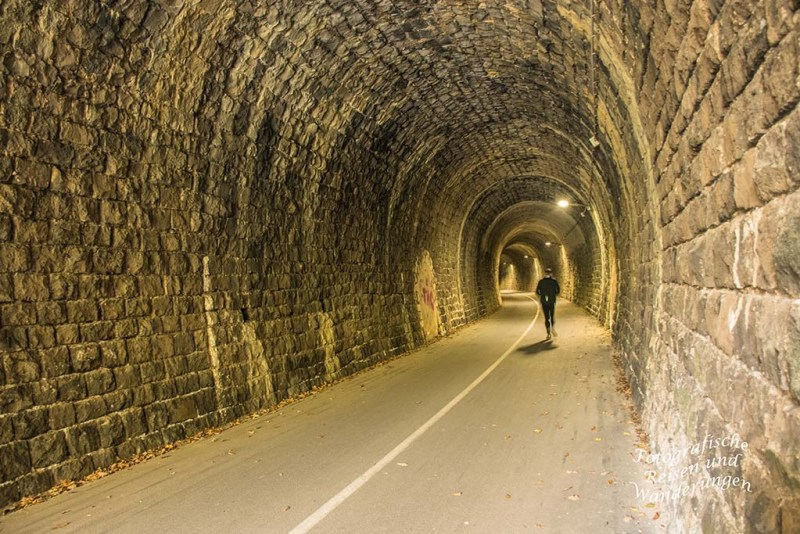 Tunnel Hausen 2